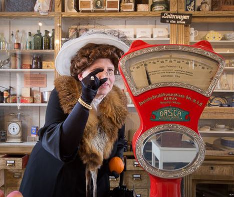 Veranstaltungs Bild: Frau Bürgermeisterin geht shoppen